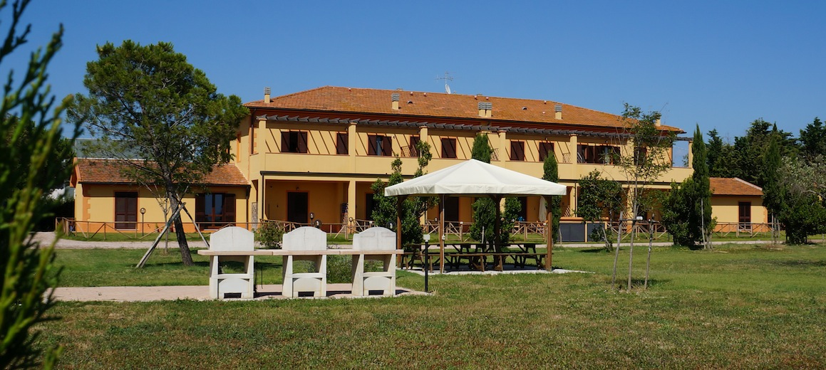Le Case Gialle Mare Amp Campagna Nella Maremma Toscana